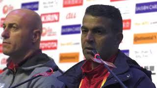 #AFCU23: Pre-tournament Press Conference Group B
