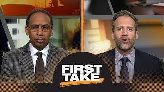 Stephen A. and Max react to Cavaliers defeating Celtics in Game 3 | First Take | ESPN