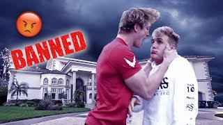 After THIS, I HAD to Ban Logan from The Team 10 Mansion..