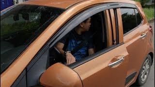 Hướng dẫn Mở cửa xe ô tô đúng cách, tránh được rất nhiều tai nạn