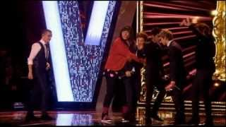 One Direction - Little Things (Live Royal Variety Performance 2012)