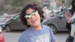 """خفة دم الطفل """" سليم هاني """" و"""" نور إيهاب """" من كواليس مسلسل يوميات زوجة مفروسة - Youmyat Zoga Mafrosa"""