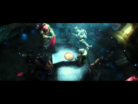 Ninja Turtles 2014 HD - In the Hashi