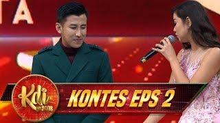 Rayuan Maut Wika Salim Dan Selfi Nafilah Untuk Fandi - Kontes KDI Eps 2 (7/8)
