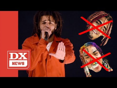 Xxx Mp4 J Cole Puts A Stop To Fuck Lil Pump Fuck 6ix9ine Chant At His Show 3gp Sex