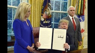 Trump signed executive order illegal Immigration Children family separations June 20 2018 News