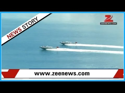 watch DNA: Analysis of Indian boat patrols on Ladakh's  Pangong Tso Lake