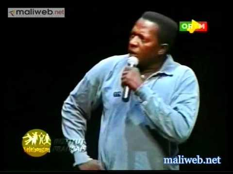 ORTM Yélébougou du 22 Juin 2012 comédie