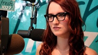 Ingrid Michaelson Talks Hearing Her Songs On The Radio And Partying With Taylor Swift