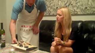 Henry's Kitchen 5 - How to Make Henry's Romantic Sushi for a Date