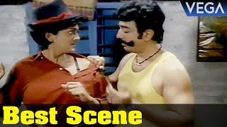 Maharasan Tamil Movie || Bhanupriya Changes Her Costume Meets Kamal Hassan || Best Scene
