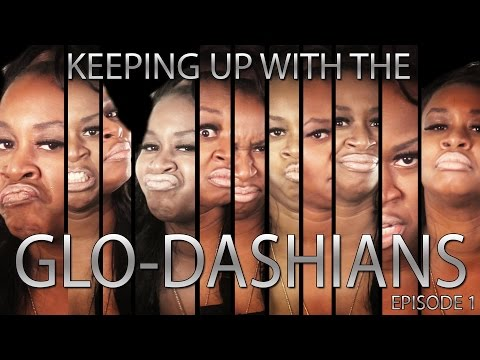 Keeping up with the Kardashians Parody Episode 1 GloZell