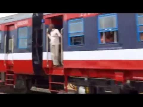 BULLET TRAIN FROM BANGALORE TO BANGARPET