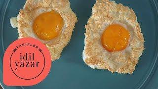 Bulut Yumurta Nasıl Yapılır ? - İdil Yazar - Yemek Tarifleri