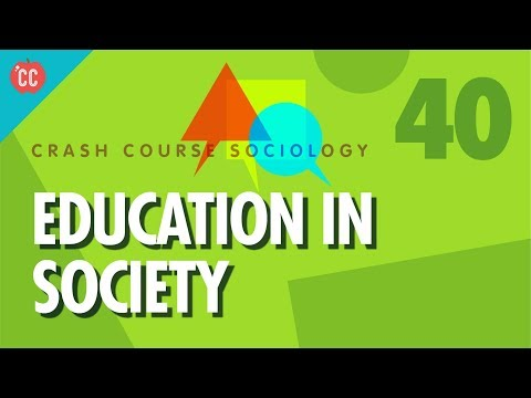 Xxx Mp4 Education In Society Crash Course Sociology 40 3gp Sex