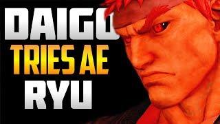 SFV AE ▰ Daigo Tries Season 3 Ryu【Highlights + Full Matches】