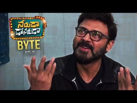 Venkatesh Byte About Naruda DONARuda In