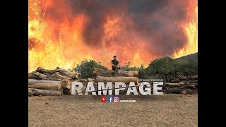 //RAMPAGE (vfx work)//full hollwood style action video//!!!!