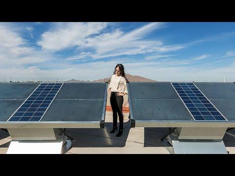 Xxx Mp4 Zero Mass 39 Solar Panels Turn Air Into Drinking Water 3gp Sex