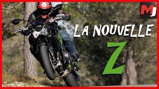 ESSAI KAWASAKI Z900 : 45 ans de Z - MOTO JOURNAL (English Subtitles)
