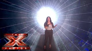Lauren Murray lights up the stage with Firestone  | Live Week 5 | The X Factor 2015