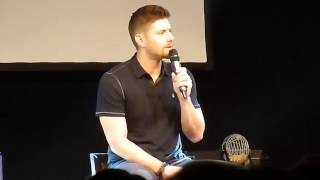 Jibcon 2016 - Jensen Saturday Panel (Part 2/2)
