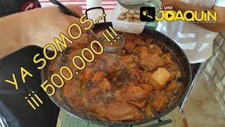 COMO HACER CHICHARRONES PARA UN BUEN PASO 3 ¡¡¡ESPECIAL 500.000 SUSCRIPTORES!!!
