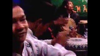 Marawis Al ejen Gelam di acara Rajaban DKM ACD tanggal 23 april 2016