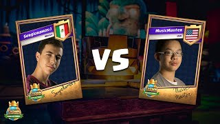 CCGS World Finals Grand Finals - SergioRamos:) vs MusicMaster