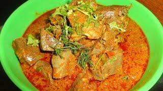 Mutton Kaleji Gravy
