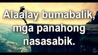 Callalily - Magbalik Lyrics