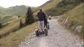 Segway fahren in Adelboden