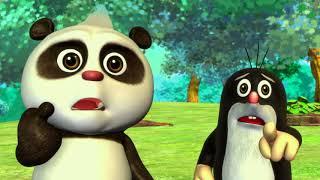 Krtek a panda epizoda 18 - Sezení na vejci