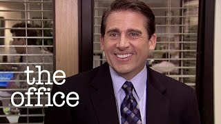 Suck It, Oscar! - The Office US