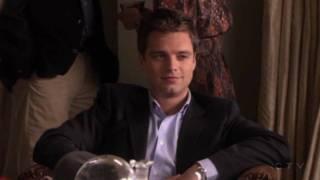 Serena/Carter - Gossip Girl 1x10 scenes