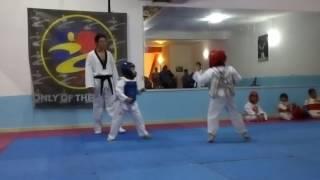 Practica de tae Alexis