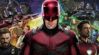 Is Daredevil Actually In Avengers: Infinity War?