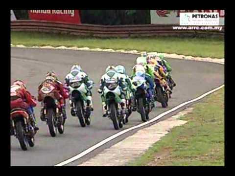 Round 4 U115 Race 1 2010 PETRONAS Asia Road Racing Championship