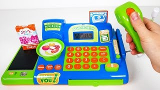 Cash Register Playset for Kids !! This Video is for Children