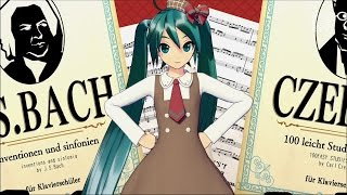 【初音ミク】PIANO*GIRL【Project DIVA Future Tone】