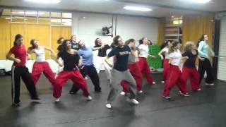 The Best Choreography On Shakira Waka Waka Dance