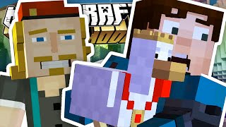Minecraft Story Mode | SECRET BUILD CLUB!! | Episode 5 [#2]