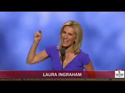 Xxx Mp4 FULL SPEECH Laura Ingraham BRINGS DOWN THE HOUSE At RNC In Cleveland 7 20 16 3gp Sex