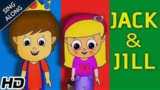 Jack and Jill Went Up The Hill (HD) Sing Along Nursery Rhyme   Popular Kids Rhymes   Shemaroo Kids
