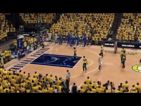 NBA 2K16 amazing gamewinner my league