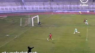 ملخص مباراة الوحدات 7 / 4 المريخ السوداني .. إياب دور 16 دوري أبطال العرب 2008
