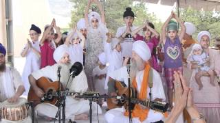 We are the Khalsa Mighty Mighty Khalsa - 3HO Summer Solstice 2012 Ether Tattva