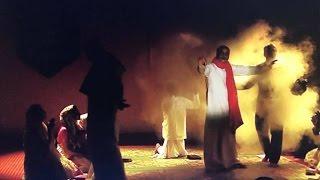 MALAYALAM CHRISTIAN SKIT - LOST SHEEP - CFA Ghala Youth Skit 2016