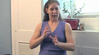 Female Self Massage Therapy 2, Shiatsu Techniques, Pressure Points For PMS Symptoms