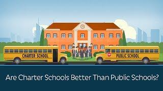 Are Charter Schools Better Than Public Schools?